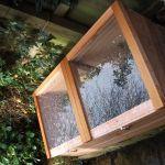 Cedar cold frame