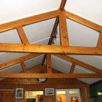 Conservatory roof trusses